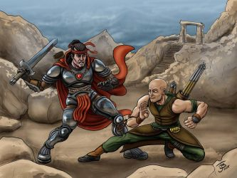 Quoven Vs Forte by BungZ