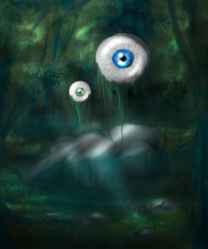 speedpaint/silence in your eyes by heart-reactor