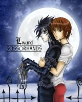 Lward Scissorhands by Laurama
