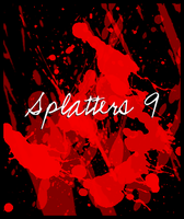 Splatters 09 by bombay101