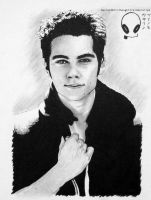 Dylan O'Brien by thoughttrainderailed