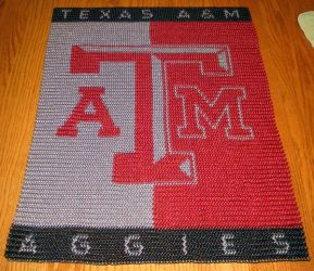 Texas AM Inlay by jtitan-maille