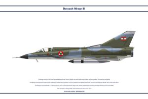 Mirage III Lebanon 1 by WS-Clave