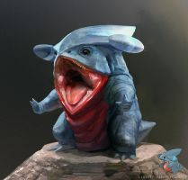 Pokemon: Gible