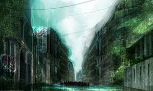 Dead End by editmode