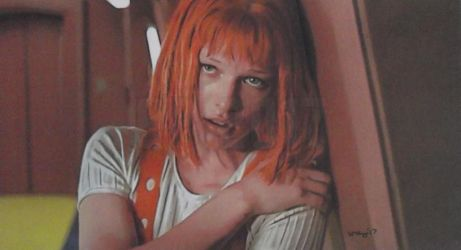 The Fifth Element: Leeloo by Starfire-Productions