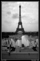Tour de Eiffel by misteriddles