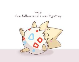 Togepi by ice-cream-skies