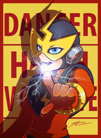 DANGER! DANGER! HIGH VOLTAGE! by Ruaniamh