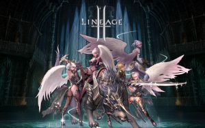 Lineage 2 Kamael Group Special by kitolo