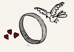 Wedding Ring by MyKatFluffy