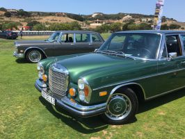 Mercedes 600 SWB and 300SEL 6.3L by Partywave