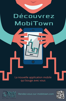 Affiche MobiTown by Tutut-Toto