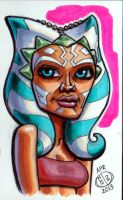 Ahsoka Tano by Chad73
