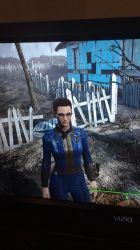 Fallout4 character by Aprilsweets