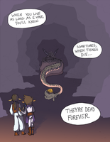 Tooth of the Worm - P14 by KelpGull