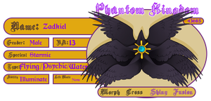 Zadkiel - Level 100 by Ghost-of-a-Hope