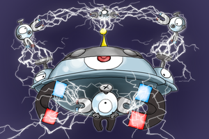 The Magnemite Family