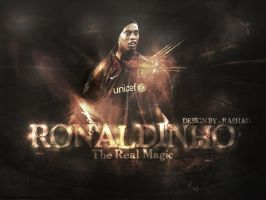 Ronaldinho by The-Justice