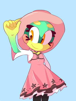 New Dress by sp-rings