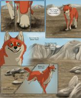 The Night Raiders pg 6 by DoubletheU