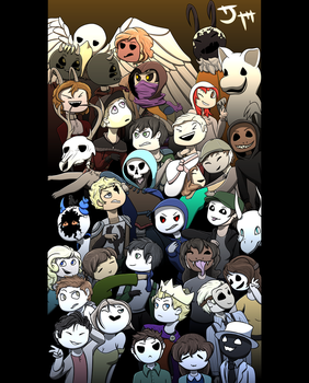 Group Photo by ShadowTronic