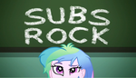 MLP Equestria Girls Subs Rock  part name by Wakko2010