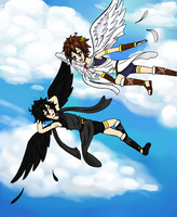 Kid Icarus Uprising- Gift for a Cousin by hail27369