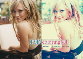 PSD Coloring no.4 by Canival119