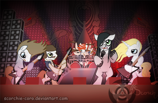 Dethklop Plays Fillydelphia by Scorchie-Critter
