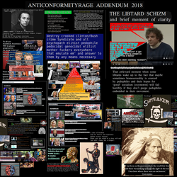 ANTICONFORMITY RAGE ADDENDUM 04-09-18 by spiralcosmosart