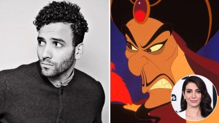 they're found a actor for the villain Jafar. by valentinfrench