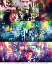 No second chances - Doctor Who - 3 signatures by inconditionally