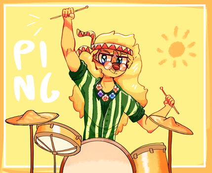drum by Ping-Ether