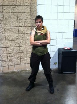 Ellen Ripley cosplay by ShadowedbyShuck