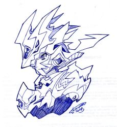 MMX - Dragon Armor by Tomycase