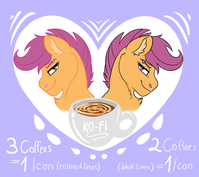 Buy Coffee, Get Icon by Shimazun