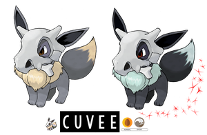 Pokemon Fusion Photoshop~Cuvee~ by Xbox-DS-Gameboy