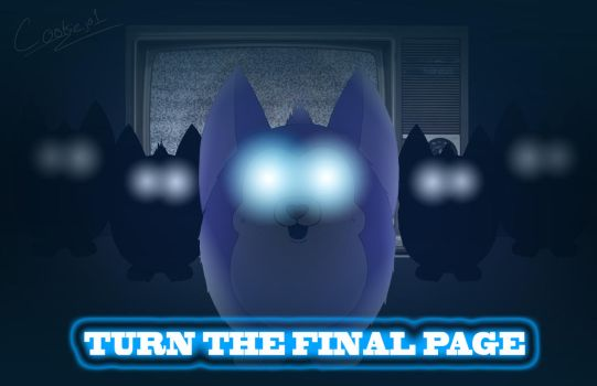 Turn the Final Page by cookiejo1