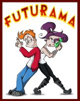 Futurama by DrewBlueberry