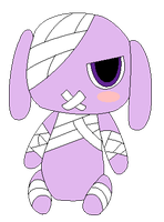~Deby the bunny by Nini-the-inkling