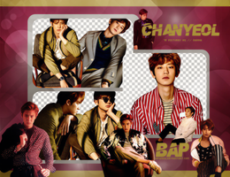 Pack Png #644 // Chanyeol (EXO) by BEAPANDA