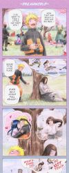 DreamWorld - 4koma by SatokoChaaan