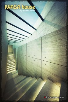 IWASA House_Tadao Ando_1 by Zorrodesign