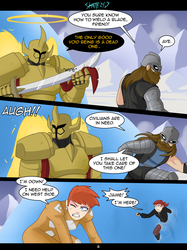 DU - Shattered p.6 by tortox