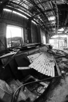 5977, old AMCOR papermill. by thespook