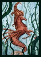 Hippocampus by smangirl