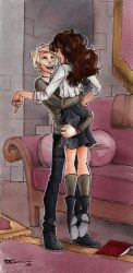 Stop it [Dramione] by CaptBexx
