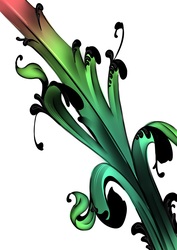 plant ornament by Daro1234frog