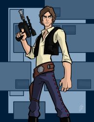 SOLO animated style by grantgoboom